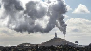 Bitcoin gobbling Iceland energy supplies